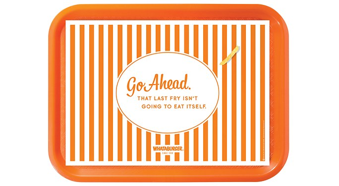 Whataburger Tray Liners Mcgarrah Jessee