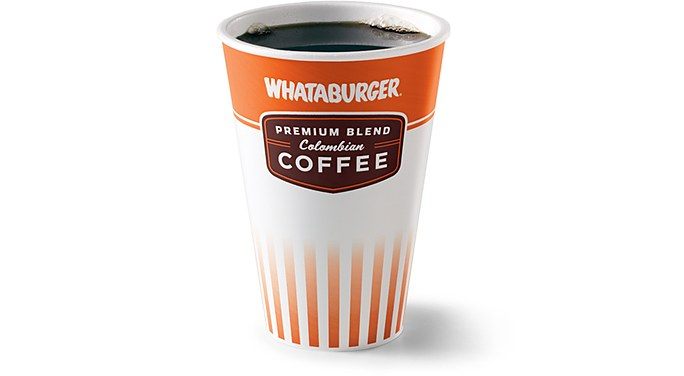Whataburger Coffee Cup Design Mcgarrah Jessee