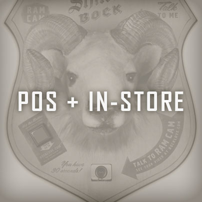 POS + In-store